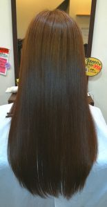 髪質改善 ロング